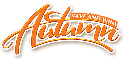Autumn Save and Win